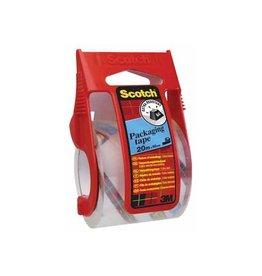 Scotch Scotch afroller en verpakkingsplakband transparant 66 micron
