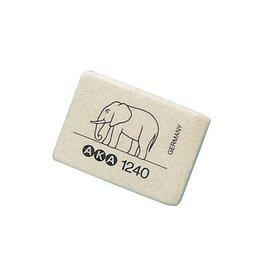 Aka Aka gum Olifant medium formaat, doos van 40 stuks