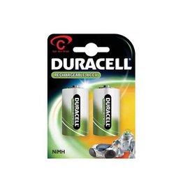 Duracell Batterij oplaadbaar Duracell c (1st)