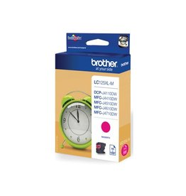 Brother Brother LC-125XLM ink magenta 1200 pages (original)