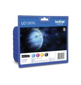 Brother Brother LC-1280XLVALBP valuepack 2400/3x1200p (original)