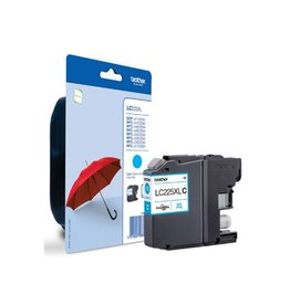 Brother ink Brother LC225XL Cyan 1,2K