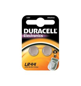 Duracell Batterij Duracell lr44/a76/v13ga (2st)