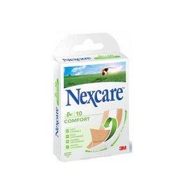 3M 3M Nexcare Comfort Strips versnijdbaar, ft 10 x 6 cm, 10 stu