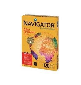 Navigator Kopieerpapier Navigator Colour Doc A4 120gr Wit 250vel
