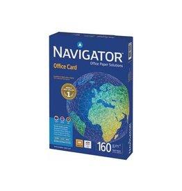 Navigator Navigator Office Card presentatiepapier A4,160g pak 250vel