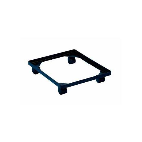Really Useful Boxes accessoires voor opbergdozen onderstel met wieltjes (diameter: 4,5 mm) in zwarte