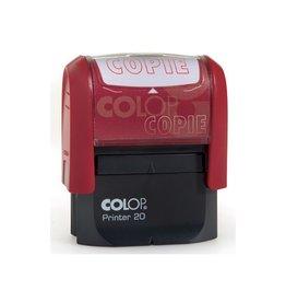 Colop Colop formulestempel Printer tekst: COPIE