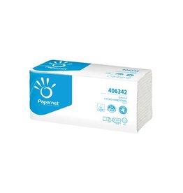 Papernet Papernet Handdoeken wit [15st]
