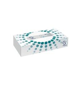 Papernet Papernet Superior zakdoeken doos van 100 stuks