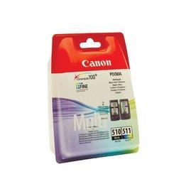 Canon Canon PG-510/CL-511 (2970B010) multipack bk+clr (original)
