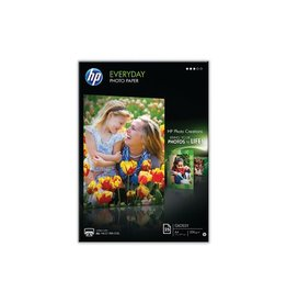 HP Fotopapier HP Everyday A4 200gr Wit Glossy 25vel