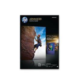 HP Fotopapier HP Advanced 250gr A4 Wit 25vel
