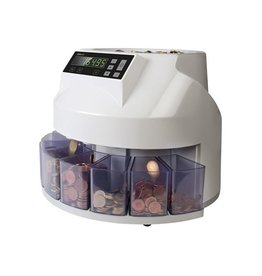 Safescan Safescan muntenteller en -sorteerder 1250