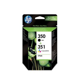 HP HP 350/351 (SD412EE) multipack 4,5ml/3,5ml (original)