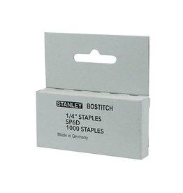 Bostitch Bostitch Nietjes voor T10, 6 mm, doos van 1.000 nietjes