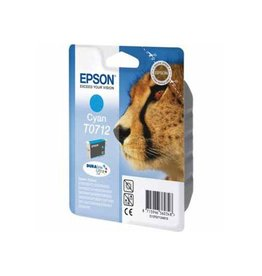 Epson Epson T0712 (C13T07124012) ink cyan (original)