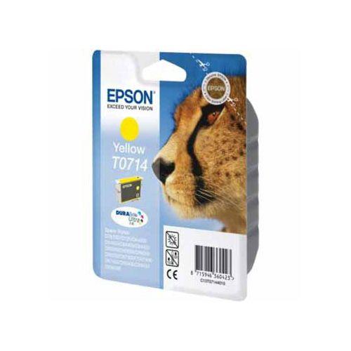 Inkcartridge Epson T071440 geel