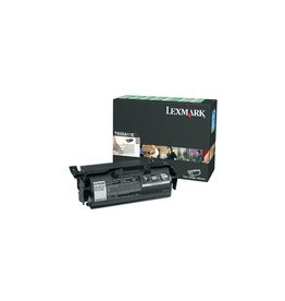 Lexmark Toner Lexmark T650 Black 7K