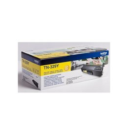 Brother Toner Brother TN329 Yellow 6K
