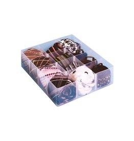 Really Useful Box DIVIDER 12 VAKKEN TRANSPARANT