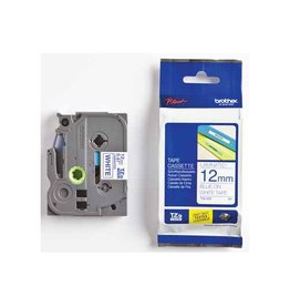 Brother Lettertape BROTHER p-touch tze233 12mm w