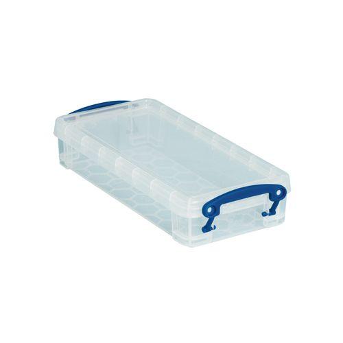 Really Useful Boxes pennenbakje buitenft 220 x 100 x 40 mm, binnenft 185 x 80 x 30 mm (b x d x h), t