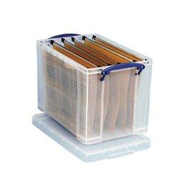 Really Useful Box RUB Hangmappenkoffer inclusief 10 hangmappen