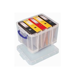 Really Useful Box Really Useful Box 35 liter, transparant [6st]