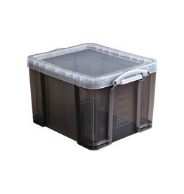 Really Useful Box Really Useful Boxes transparante opbergdoos 35 l smoke [6st]
