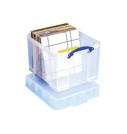 Really Useful Box Really Useful Box 35 liter XL, transparant [6st]
