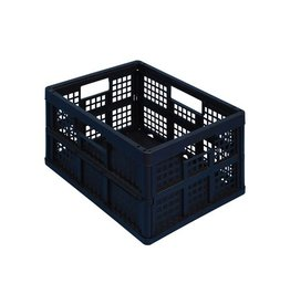 Really Useful Box Really Useful Boxes Klapbox 45 liter, zwart