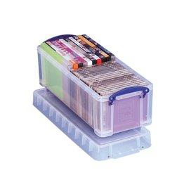 Really Useful Box Really Useful Box 6,5 liter, transparant