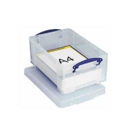 Really Useful Box Opbergbox Really Useful 9 liter 395x255x155mm
