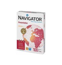 Navigator Navigator Presentation presentatiepapier A4,100g pak 500vel