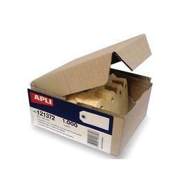 Agipa Agipa draadetiketten ft 38 x 80 mm (b x h)