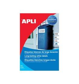 Apli Apli Weerbestendige etiketten ft 64,6 x 33,8 mm (b x h), 2.4