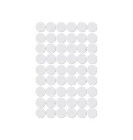 Apli Apli ronde etik. in etui 13 mm, wit, 210st, 35/bl (2661)