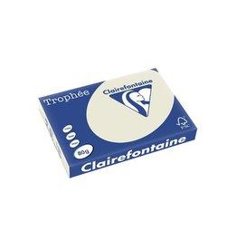 Clairefontaine Papier Papier Clairefontaine Trophée A3 80gr Parelgrijs 500vel