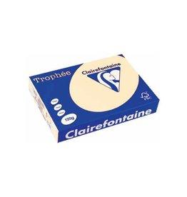 Clairefontaine Papier Papier Clairefontaine Trophée A4 120gr Crème 250vel