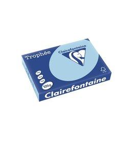 Clairefontaine Papier Papier Clairefontaine Trophée A4 120gr Licht Blauw 250vel