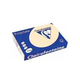 Clairefontaine Papier Papier Clairefontaine Trophée A4 160gr 160gr Ivoor 250vel
