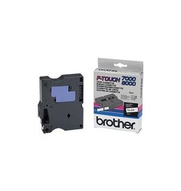 Brother Lettertape BROTHER p-touch tx221 9mm wit