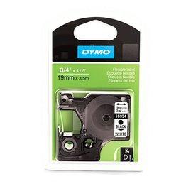 Dymo Lettertape Dymo 16958 d1 19mm flexibel n