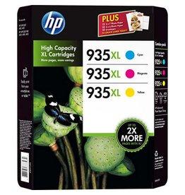 HP Multipack HP No.935XL CMY 3x825p