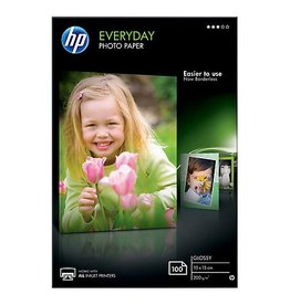 HP Fotopapier HP Everyday CR757A 10x15cm 200gr Glossy 100vel