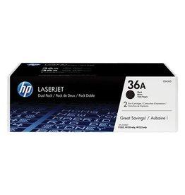 HP Duopack HP 36A Black 2x2K