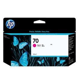 HP Ink HP No.70 Magenta 130ml