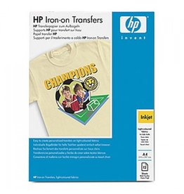 HP T-Shirt Transfer HP C6050A A4 Washproof 170gr 12vel