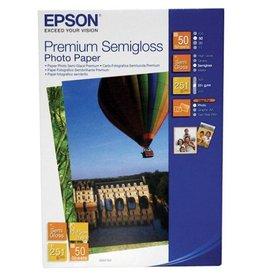 Epson Fotopapier Epson SO41765 10x15 251gr Wit Semi Glossy 50vel